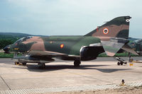 C12-02 @ EDSP - Spanish F-4C during a squadron exchange at EDSP - by FBE