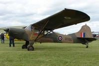 G-AKWS @ EGBP - 1944 Auster 5A-160 at Kemble on Great Vintage Flying Weekend