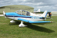 G-BUTH @ EGBP - CEA DR220 at Kemble on Great Vintage Flying Weekend