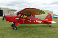 G-ARNK @ EGBP - Piper Colt at Kemble on Great Vintage Flying Weekend