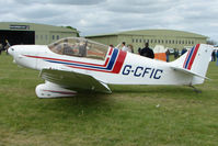 G-CFIC @ EGBP - at Kemble on Great Vintage Flying Weekend