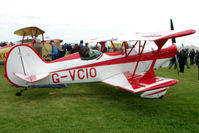 G-VCIO @ EGBP - Acrosport 2 at Kemble on Great Vintage Flying Weekend