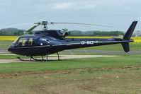 G-SCHI @ EGBW - Eurocopter AS350B2 at Wellesbourne