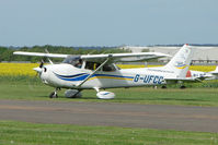G-UFCC @ EGBW - Cessna 172S at Wellesbourne
