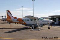 ZK-TZR @ NZWN - Sounds Air Travel & Tourism Ltd., Picton - by Peter Lewis