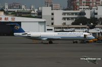 B-12292 @ RCKH - Mandarin Airlines near the domestic terminal - by Michel Teiten ( www.mablehome.com )