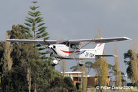 ZK-TAP @ NZAR - Ardmore Flying School Ltd., Auckland - by Peter Lewis