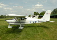G-CBYZ photo, click to enlarge