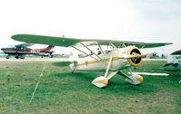 N13576 @ KLAL - Davis D-1-W at Sun 'n Fun 1998, Lakeland FL - by Ingo Warnecke