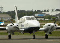 G-RVRC @ EGLK - THIS AIRCRAFT HAS REPLACEMENT PANELS EITHER SIDE OF THE NOSE - by BIKE PILOT