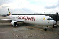 ET-ALJ @ KIAD - Boeing 767-300ER