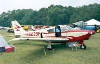 N5329P @ KLAL - Piper PA-24-250 Comanche at Sun 'n Fun 1998, Lakeland FL