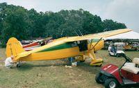 N16902 @ KLAL - Fairchild 24 H Deluxe at Sun 'n Fun 1998, Lakeland FL