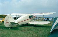 N16580 @ KLAL - Waco YKS-6 at Sun 'n Fun 1998, Lakeland FL
