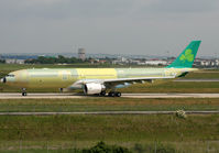 F-WWYU @ LFBO - C/n 1025 - For Aer Lingus - by Shunn311