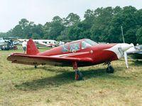 N78041 @ KLAL - Globe GC-1B Swift at Sun 'n Fun 1998, Lakeland FL
