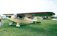 N21599 @ KLAL - Piper J4 Cub Coupe at Sun 'n Fun 1998, Lakeland FL