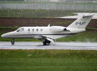D-ILAT @ LFBT - Landing rwy 20 - by Shunn311