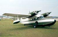 N86609 @ KLAL - Grumman G-44A Gosling at Sun 'n Fun 1998, Lakeland FL