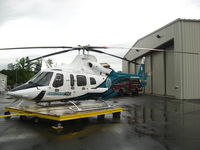 N432CM @ KUZA - CMC helicopter at open house event - by Connor Shepard