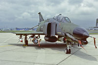 69-7546 @ EDDF - F-4G at Rhine Main air base open house 1986 - by FBE