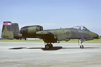82-0650 @ EGVJ - A-10A taxies to the runway at RAF Bentwaters