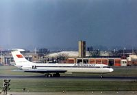 CCCP-86456 @ LHR - Ilyushin Il-62M Classic of Aeroflot at Heathrow in December 1977. - by Peter Nicholson