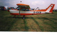 D-EICB @ ROUDNICE - Memorial Airshow Roudnice 1995 - by Andreas Seifert