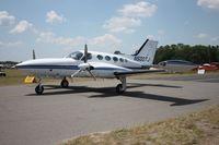 N500TJ @ LAL - Cessna 421B
