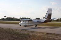 N507JP @ LAL - Rockwell Aerocommander 500S