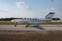 N512RG @ LAL - Cessna 414A