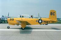 N10319 @ KLAL - Beechcraft D-45 (T-34B Mentor) at 1998 Sun 'n Fun, Lakeland FL