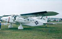 N53U @ KLAL - Dornier Do 28D-2 Skyservant at 1998 Sun 'n Fun, Lakeland FL