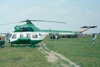 N567RD @ KLAL - Mil (PZL-Swidnik) Mi-2 HOPLITE (probably ex German police) at 1998 Sun 'n Fun, Lakeland FL