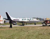 N600AZ @ LAL - Smith Aerostar 601
