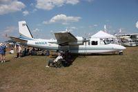 N690EM @ LAL - Aero Commander 690A