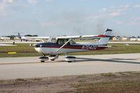 N704ZQ @ LAL - Cessna 150M