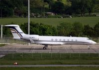 SX-MFA @ LSGG - LSGG Parked in parking lot P48 which is across the field from the park on the French side (EBACE 2009)