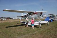 N812F @ LAL - Cessna A185F