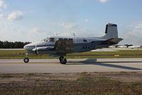 N840S @ LAL - Beech 65 Queen Air