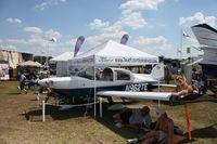 N962TE @ LAL - Tiger AG-5B