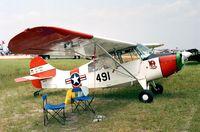 N6710C @ KLAL - Aeronca 7CCM at 1998 Sun 'n Fun, Lakeland FL