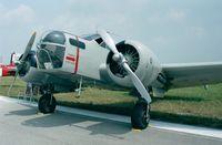 N65860 @ KLAL - Beechcraft AT-11 Kansan at 1998 Sun 'n Fun, Lakeland FL