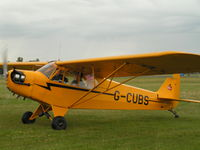 G-CUBS @ EGBP - AT kemble PFA Rallye 2004 - by Andy Parsons