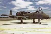 82-0659 @ EDDF - 81st TFW A-10A at Rhein Main AB