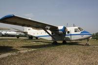 351 - Harbin Y-11   Located at Datangshan, China - by Mark Pasqualino
