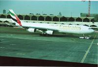 A6-ERQ @ DUBAI - Dubai Airport  29.4.2009 - by Andreas Seifert