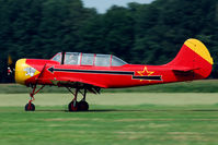 RA-3085K @ EBDT - old timer fly in 2009