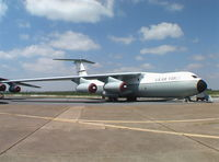 61-2775 - Lockheed C-141A Starlifter of USAF at the Air Mobility Command Museum, Dover DE