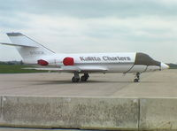 N192CK @ KDOV - Dassault Falcon 20D of Kalitta Charters at Dover AFB